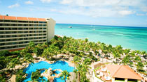 All Inclusive på hotell Occidental Grand Aruba.