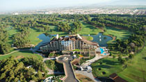 All Inclusive på hotell Sueño Hotels Golf Belek.
