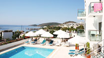 Gün Ay Hotel er et hotell for voksne.
