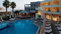 SENTIDO Pearl Beach er et hotell for voksne.