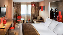 Melia Madrid Princesa er et hotell for voksne.