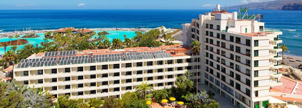 H10 tenerife playa hotell puerto de la cruz ving - Hotel ving puerto de la cruz ...