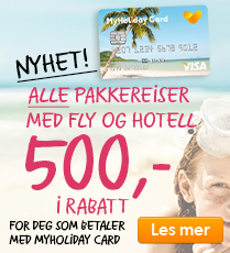 Les mer om MyHoliday Card
