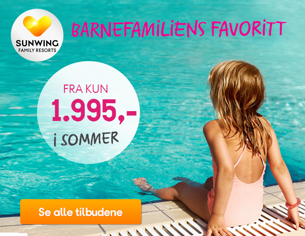 Sommerferie for familien!