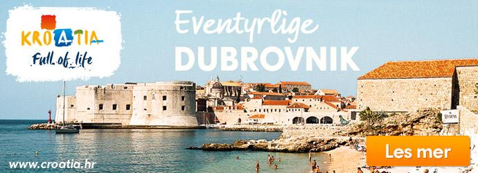 Eventyrlige Dubrovnik