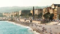 Storbyer med strand