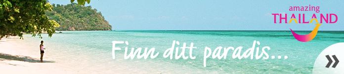 Thailand - finn ditt paradis