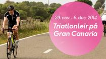 Triatlonleir på Gran Canaria