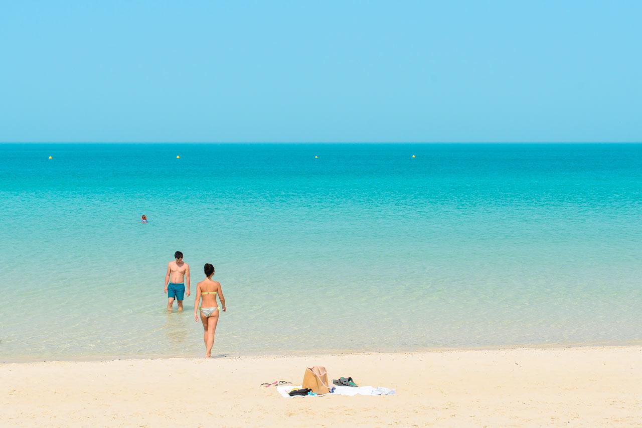 De forente arabiske emirater - Jumeirah Beach