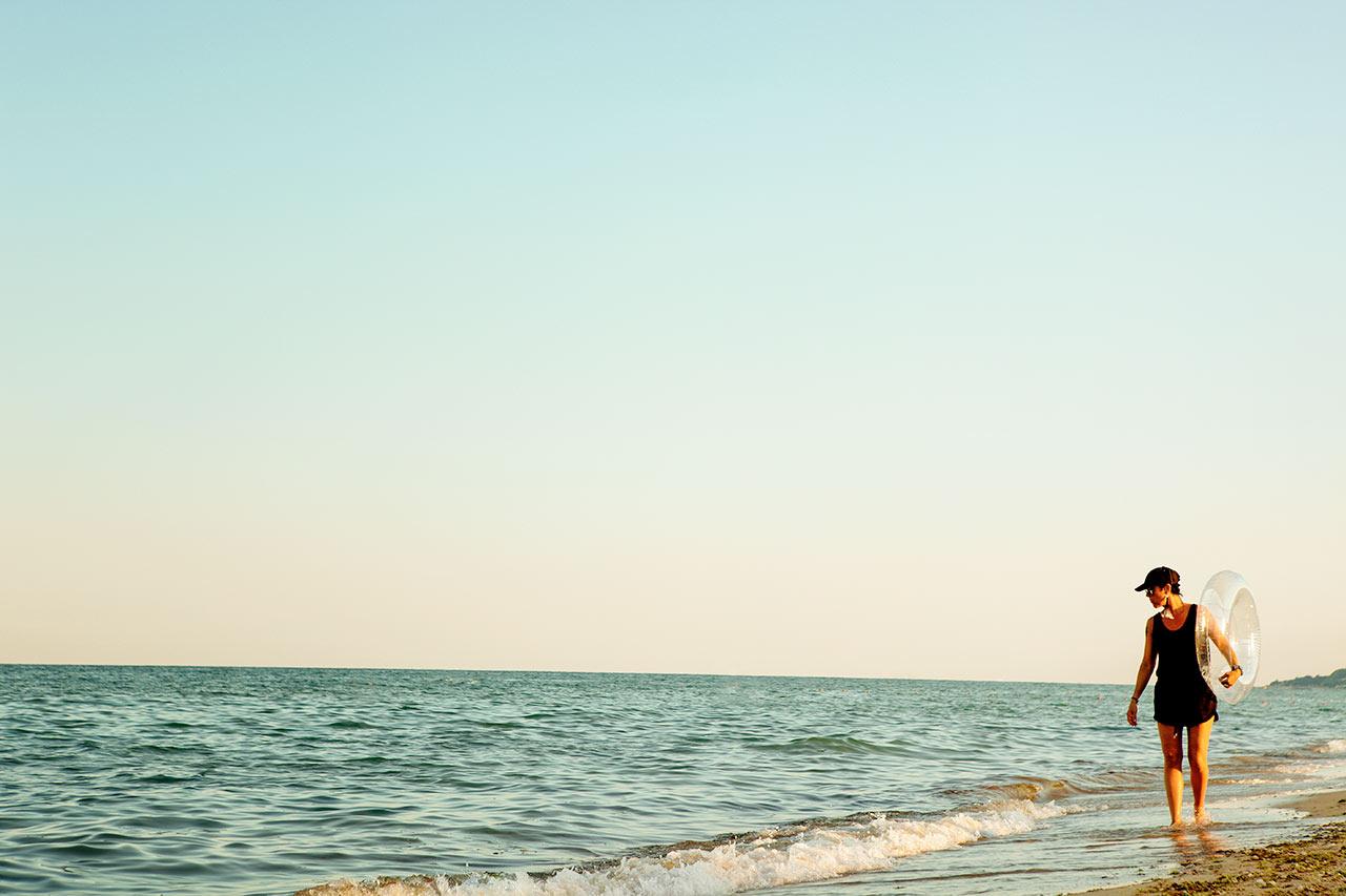 Bulgaria - Stranden i Albena