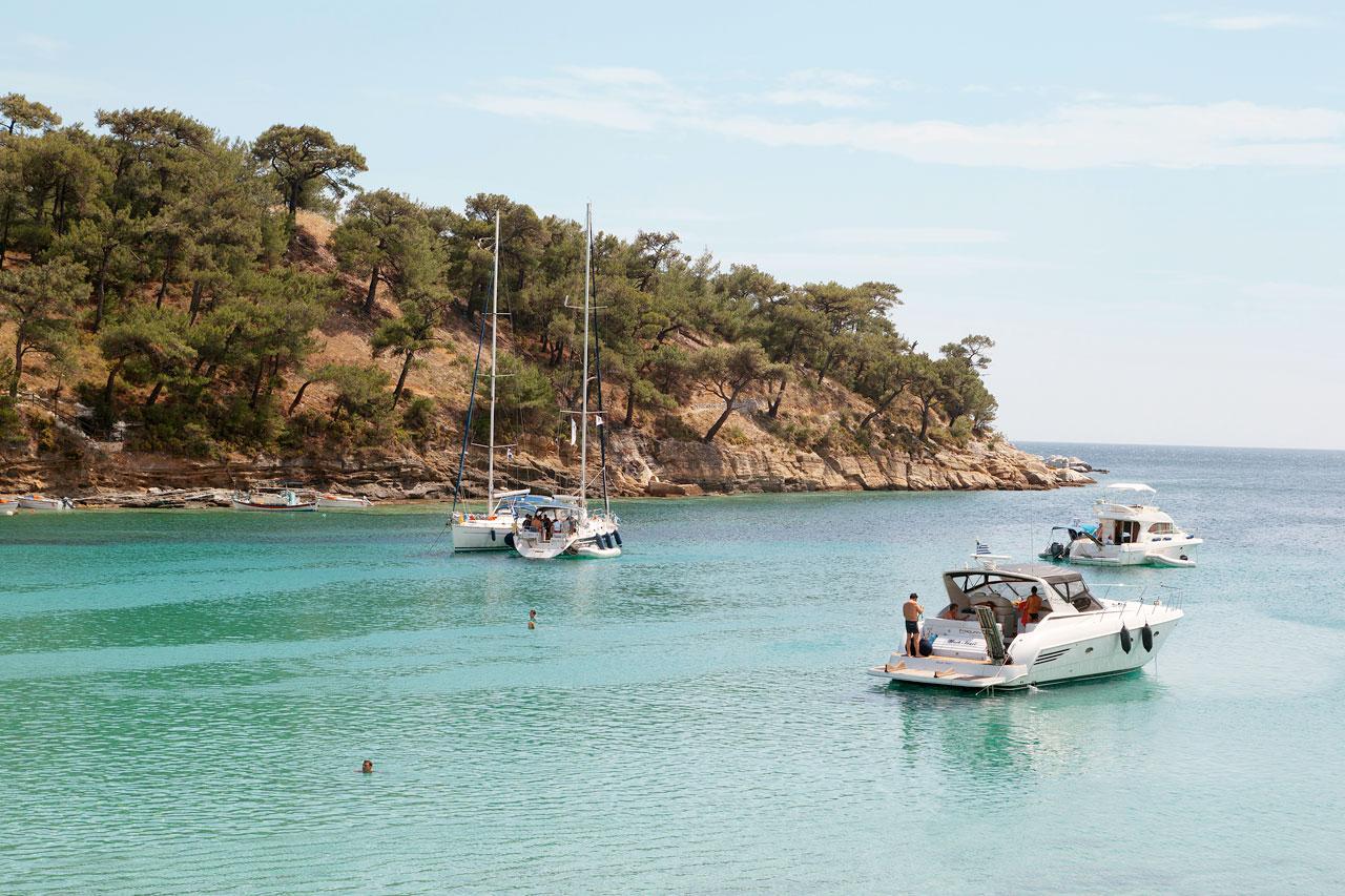 Hellas - Aliki Beach, Thassos