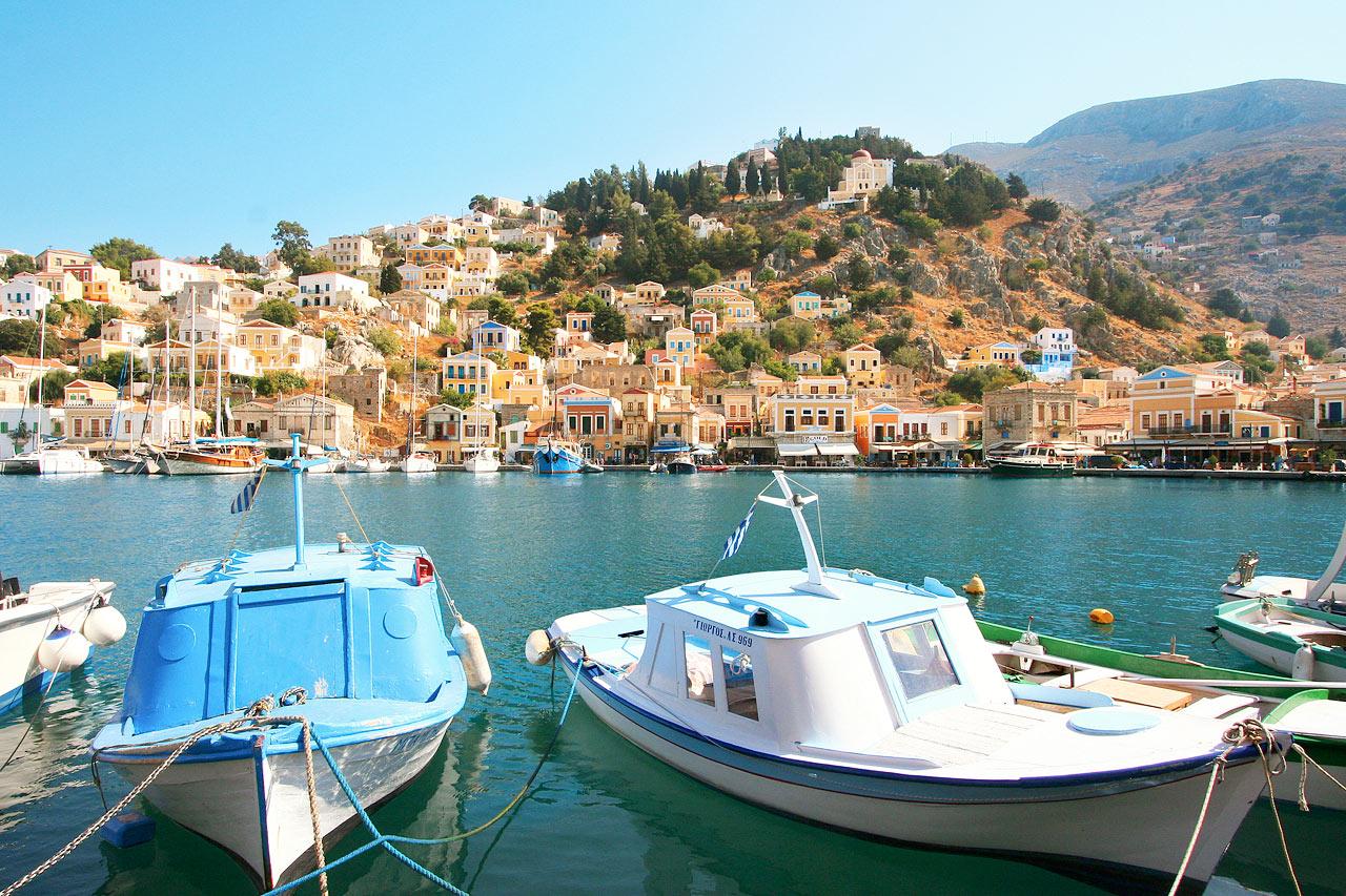 Hellas - Symi