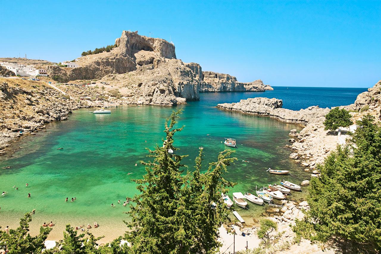 Hellas - Lindos, Rhodos