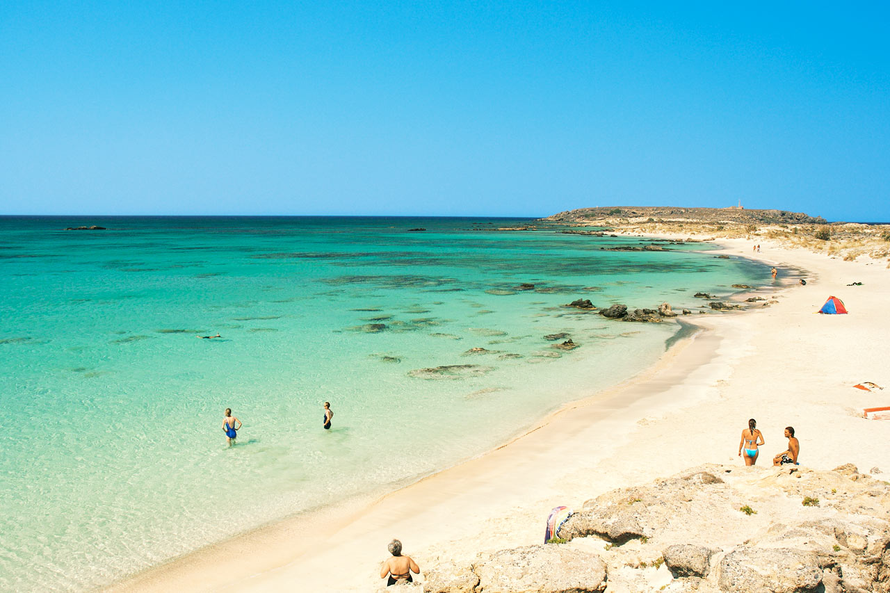 Hellas - Elafonissi, Kreta
