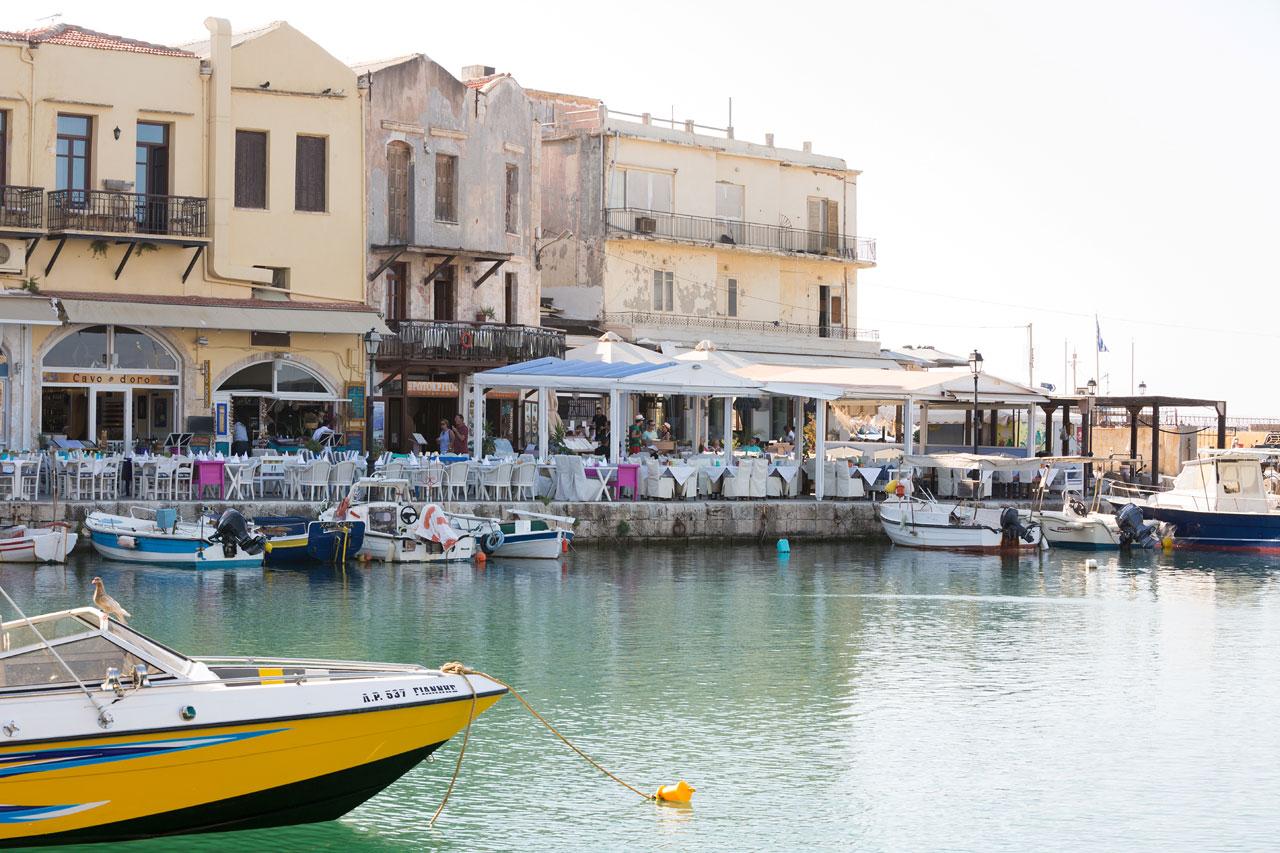 Hellas - Rethymnon, Kreta