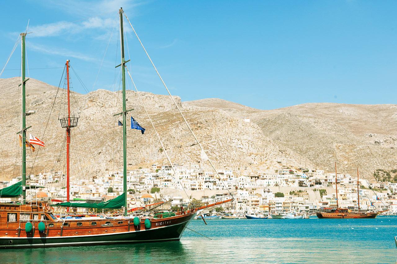 Hellas - Kalymnos