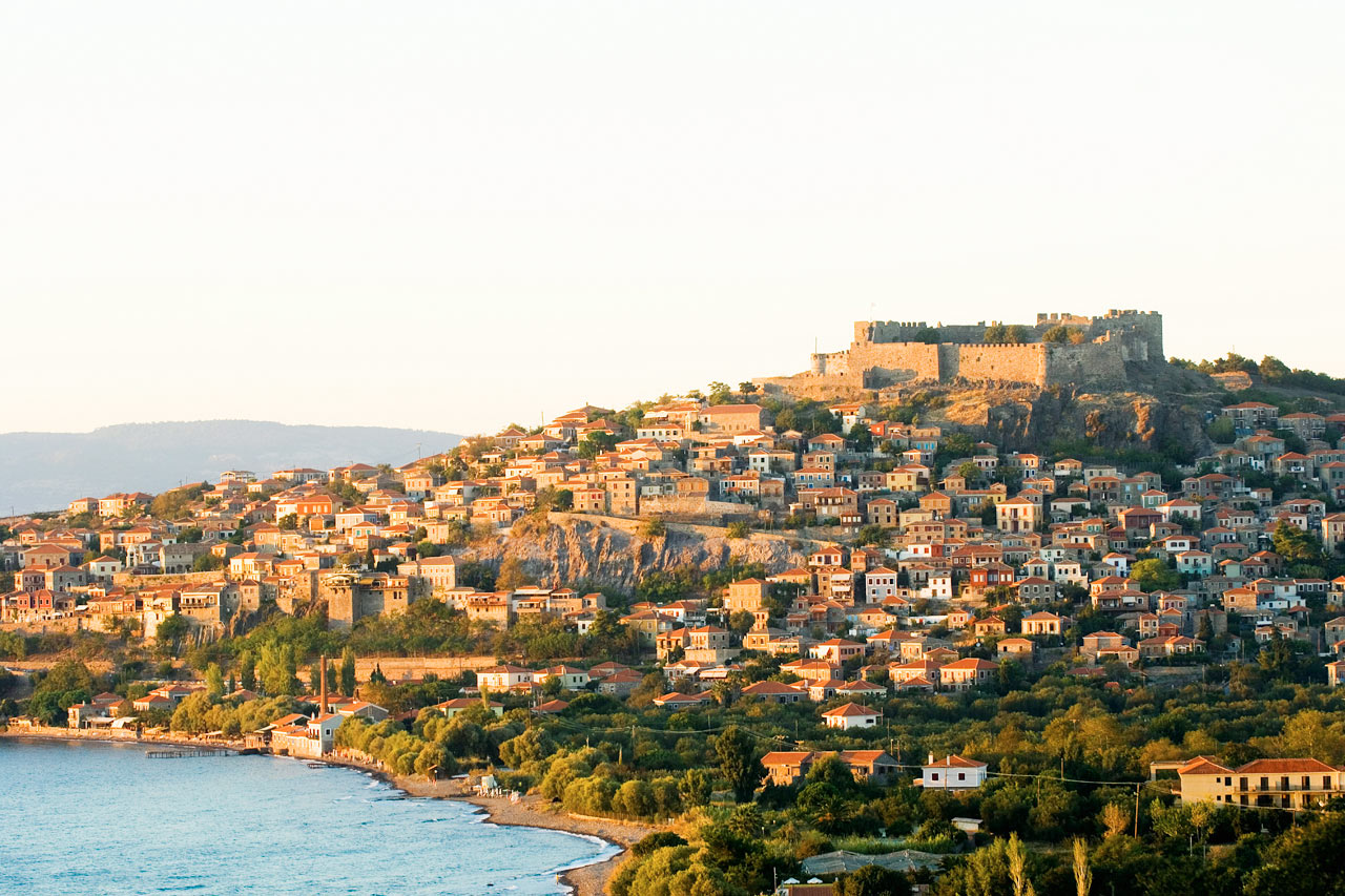 Hellas - Lesvos, Molivos