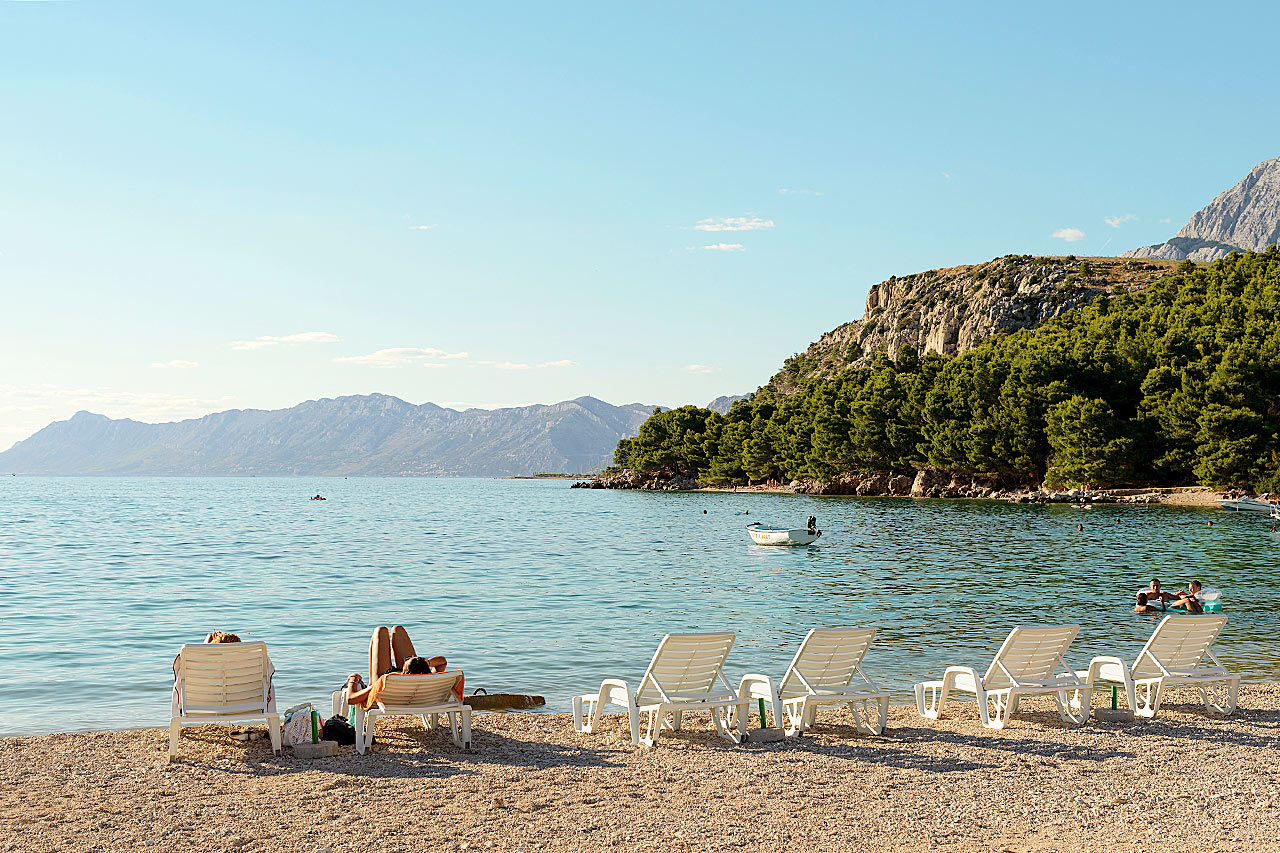 Kroatia - Makarska-rivieraen