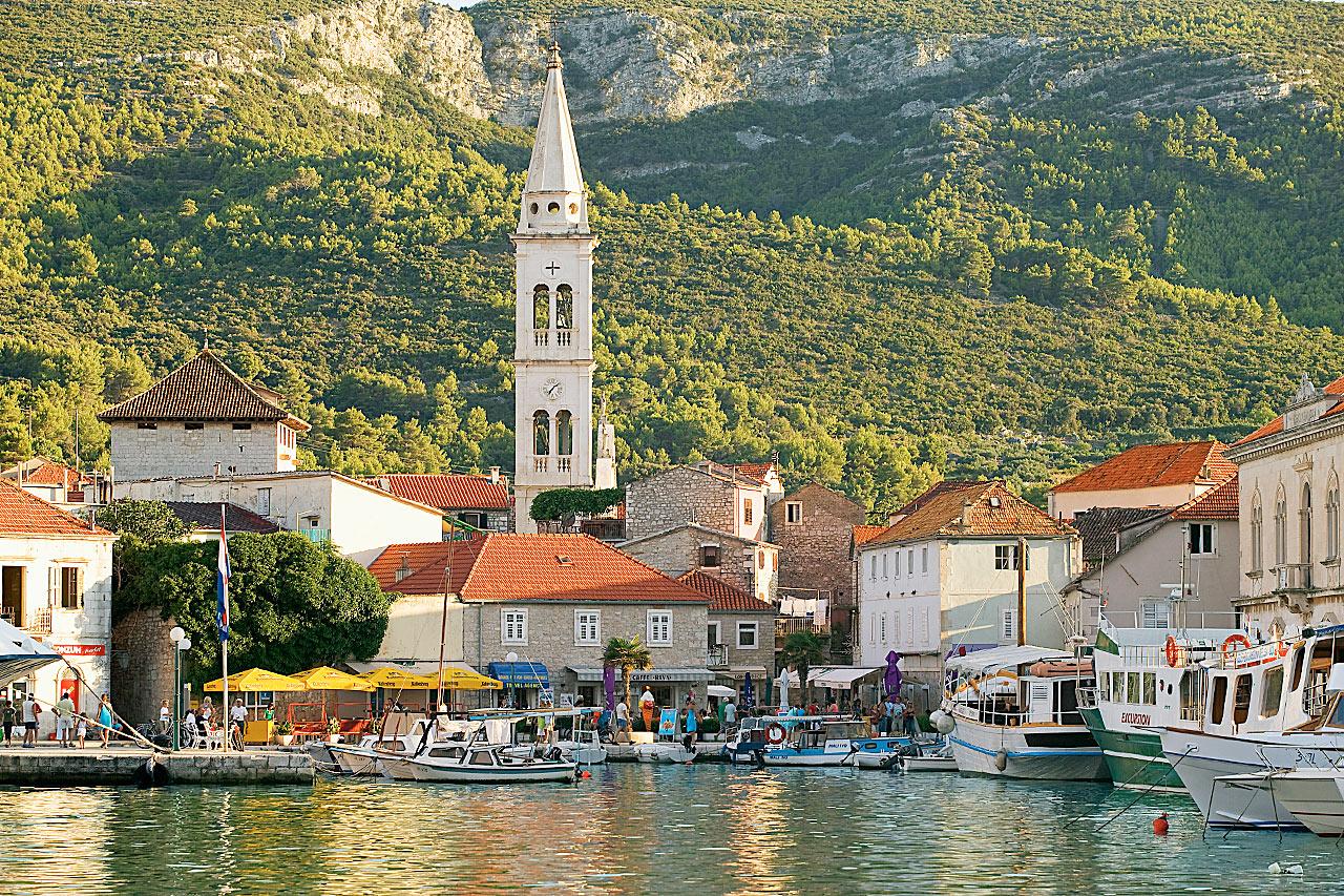 Kroatia - Jelsa