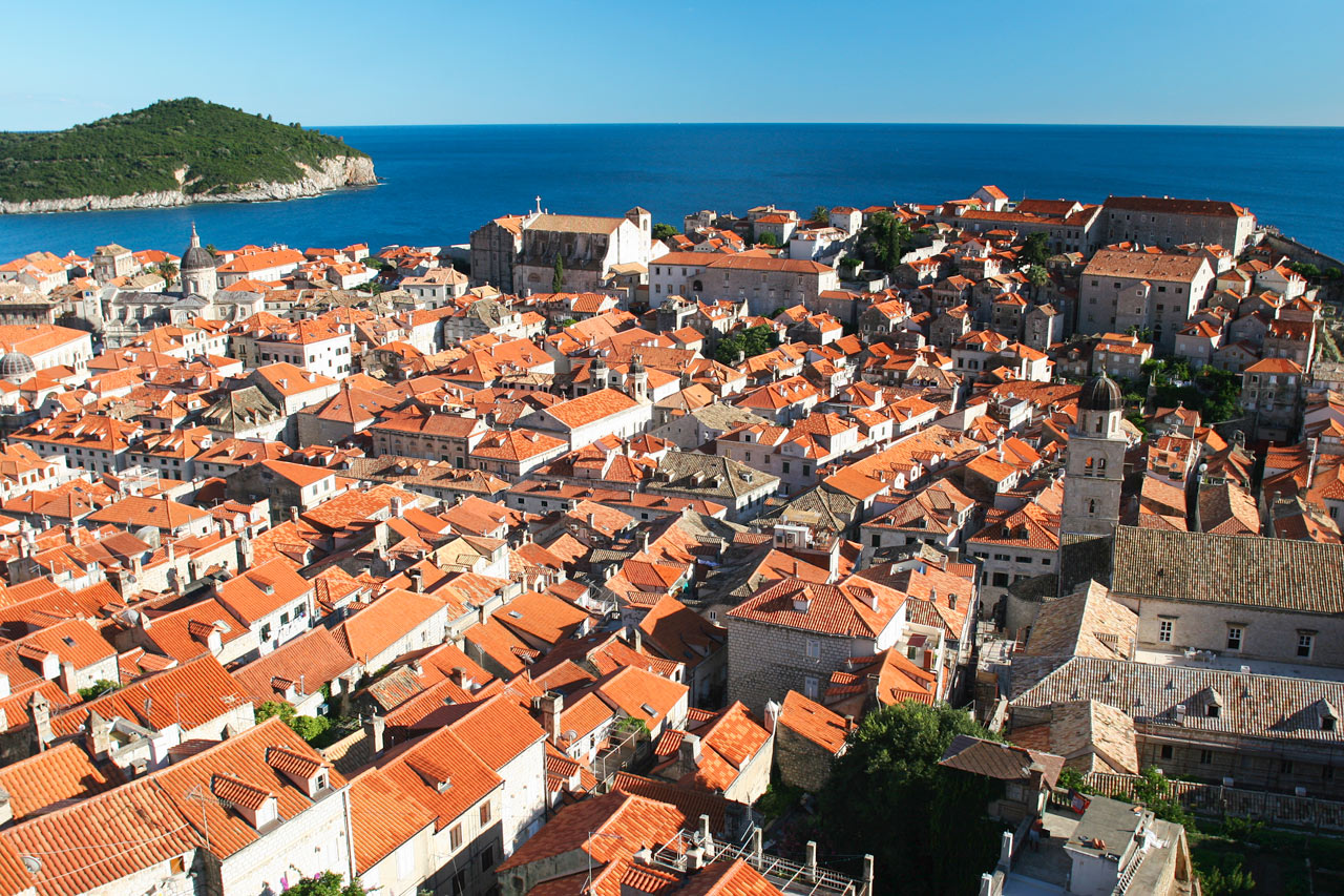 Kroatia - Dubrovnik