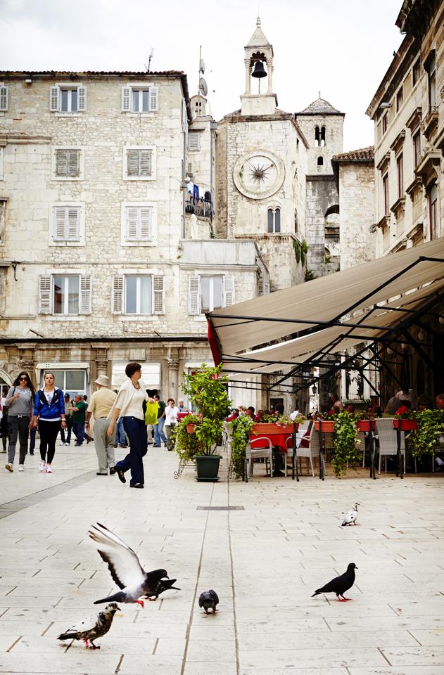Kroatia - Split
