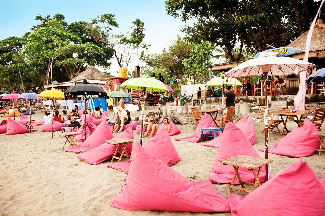 Indonesia - Kuta Beach, Bali