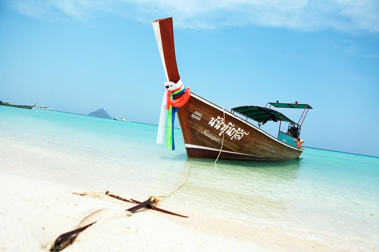 Thailand - Phi Phi-øyene