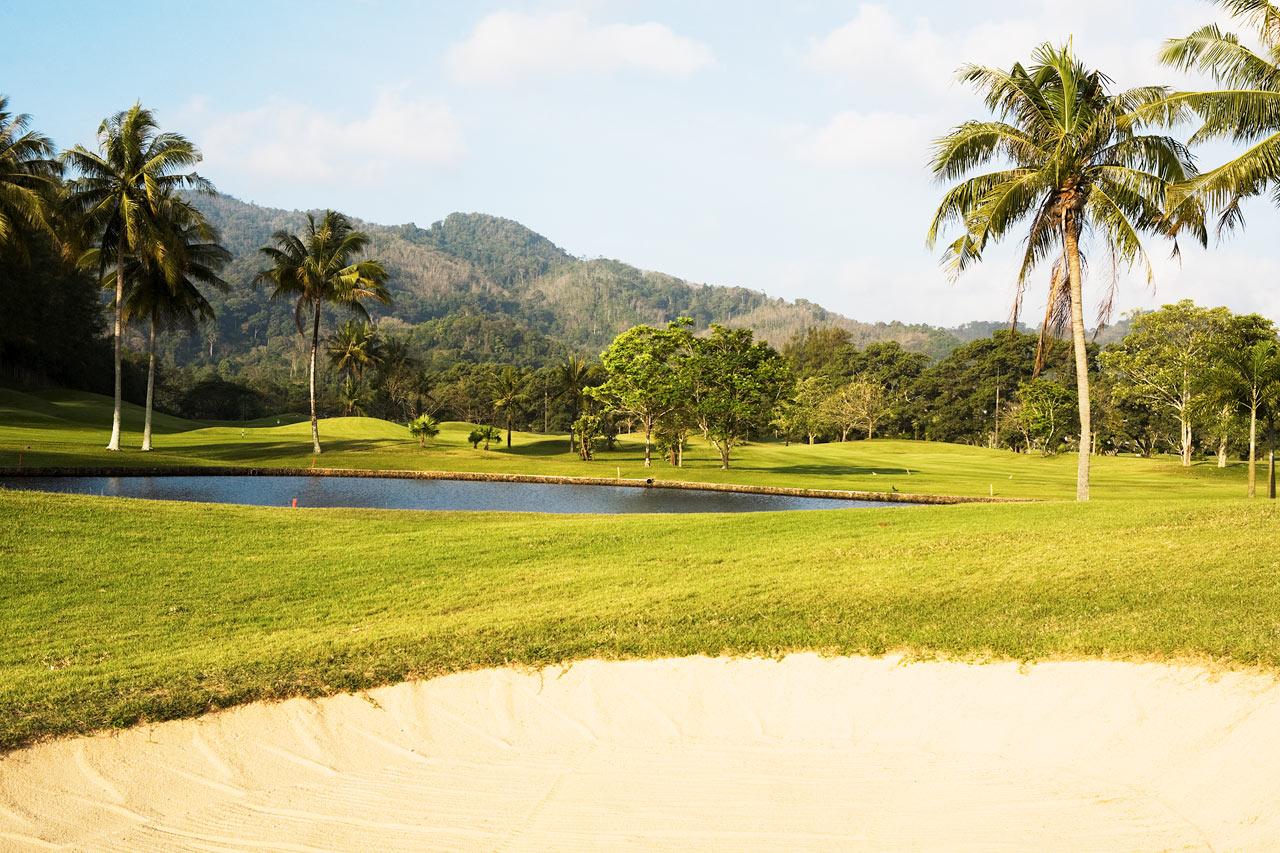Thailand - Phuket Country Club.