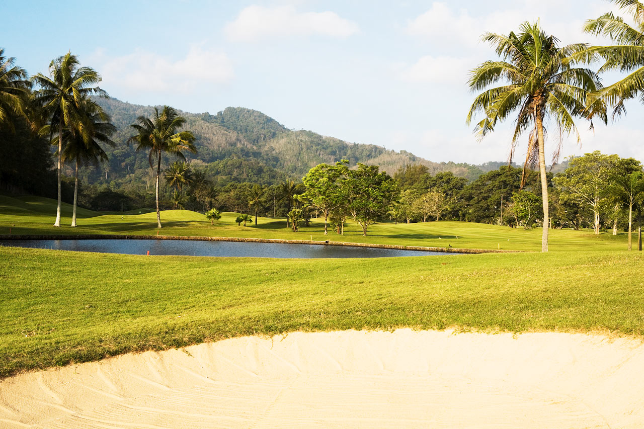 Thailand - Phuket Country Club