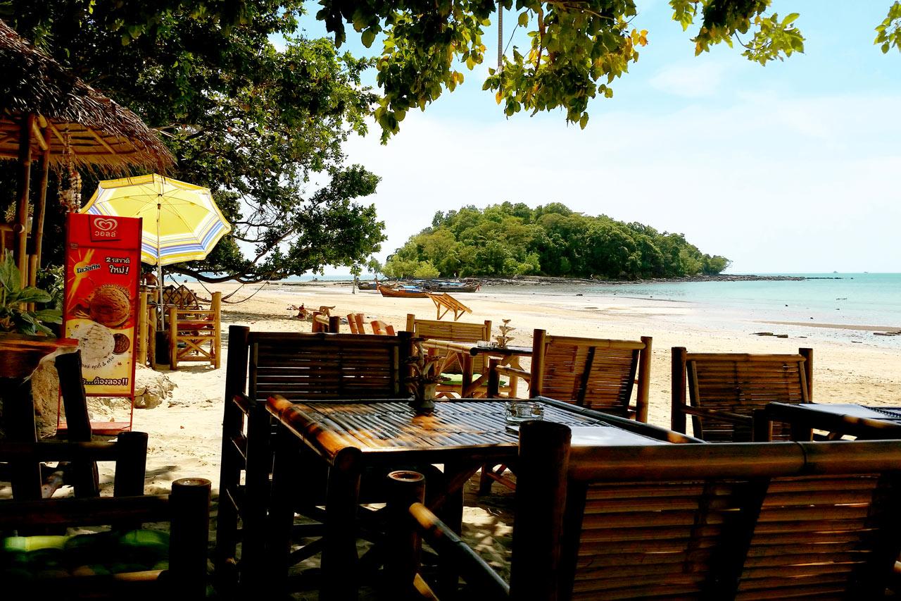Thailand - Klong Muang Beach, nord for Ao Nang