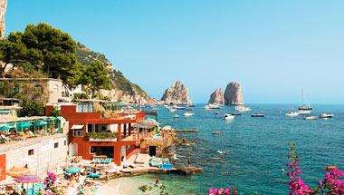 Palma (Mallorca),  La Spezia, Roma, Napoli