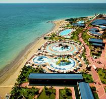 All Inclusive på hotell SunConnect Eftalia Marin.