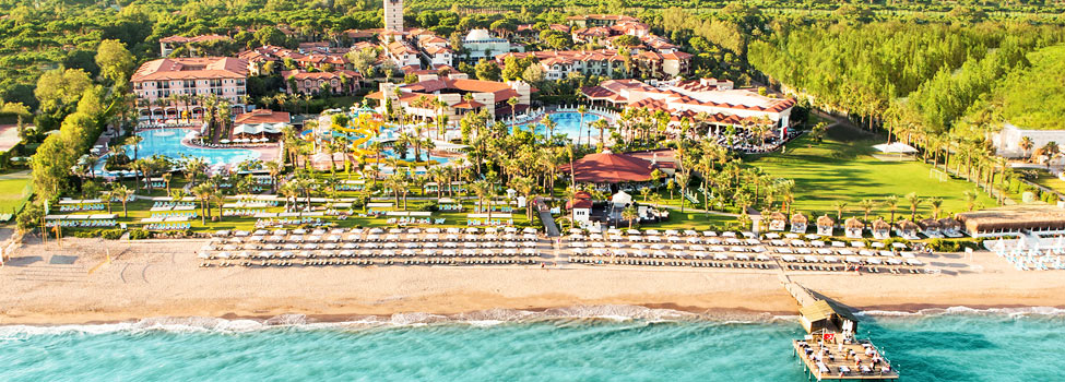 Paloma Grida Resort & SPA, Belek, Antalya-området, Tyrkia