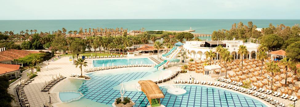 SENTIDO Letoonia Golf Resort, Belek, Antalya-området, Tyrkia