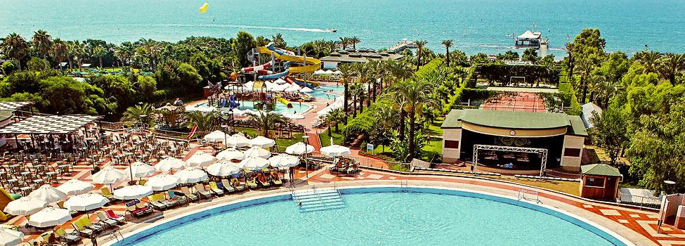 SENTIDO Turan Prince, Side, Antalya-området, Tyrkia