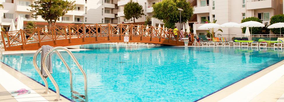 SunConnect Side Resort, Side, Antalya-området, Tyrkia