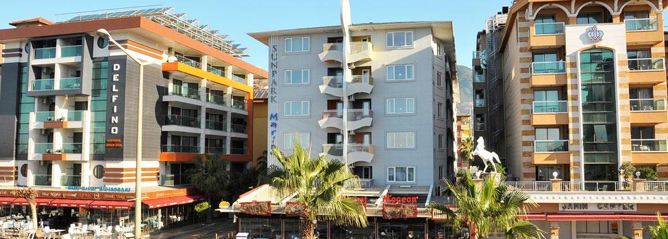 smartline Sunpark Marine, Alanya, Antalya-området, Tyrkia