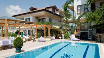 Villa Sonata er et hotell for voksne.