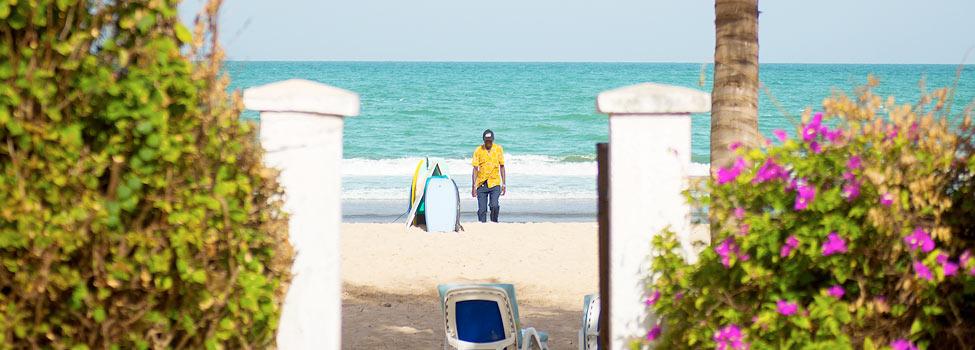 Bungalow Beach, Banjul, Gambia