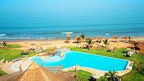 All Inclusive på hotell Gambia Coral Beach Hotel & Spa.