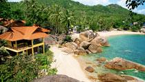 Coral Cove Chalet er et av Vings nøye utvalgte hotell.