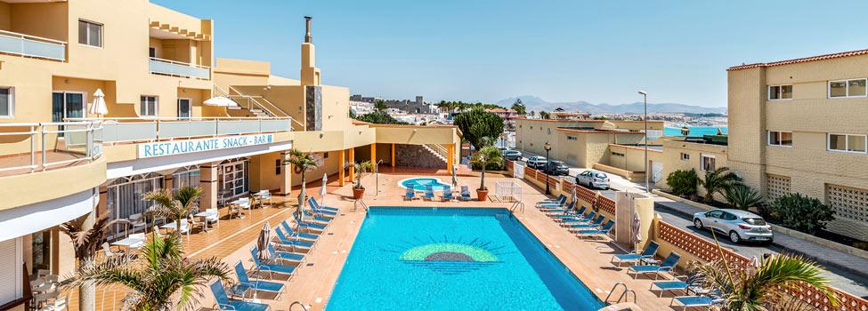 Morasol, Costa Calma, Fuerteventura, Kanariøyene