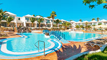 All Inclusive på hotell H10 Ocean Suites.