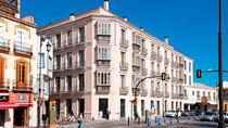 Vincci Posada Del Patio er et av Vings nøye utvalgte hotell.