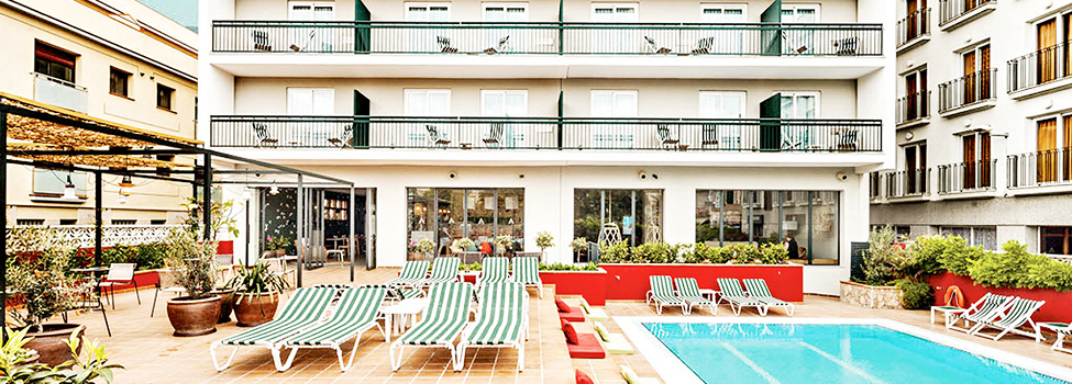 Aqua Hotel Bertran, Lloret de Mar, Costa Brava, Spania