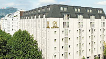 Berlin Mark er et av Vings nøye utvalgte hotell.