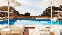 Grand Hotel Mazzarò Sea Palace er et av Vings nøye utvalgte hotell.