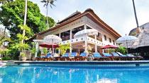 Sativa Sanur Cottages er et av Vings nøye utvalgte hotell.