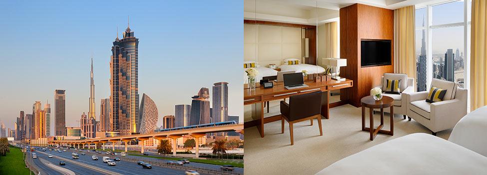 JW Marriott Marquis Hotel, Downtown Dubai, Dubai, De forente arabiske emirater