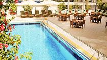 Mercure Abu Dhabi Centre Hotel er et av Vings nøye utvalgte hotell.